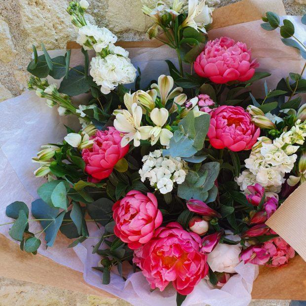 Bouquet de printemps WYMM