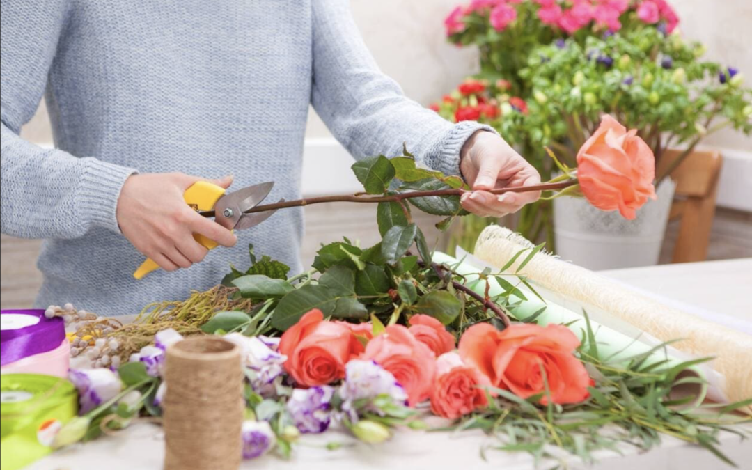 Avec le mouvement Slow flower, les fleurs françaises ont la cote