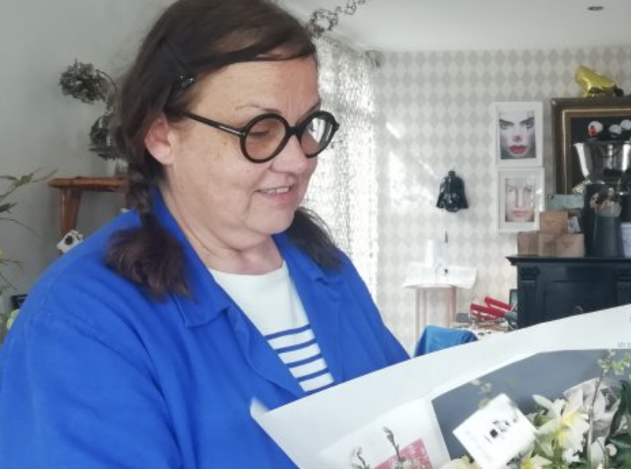 Matine Pasquier : l'art floral, éthique et local !