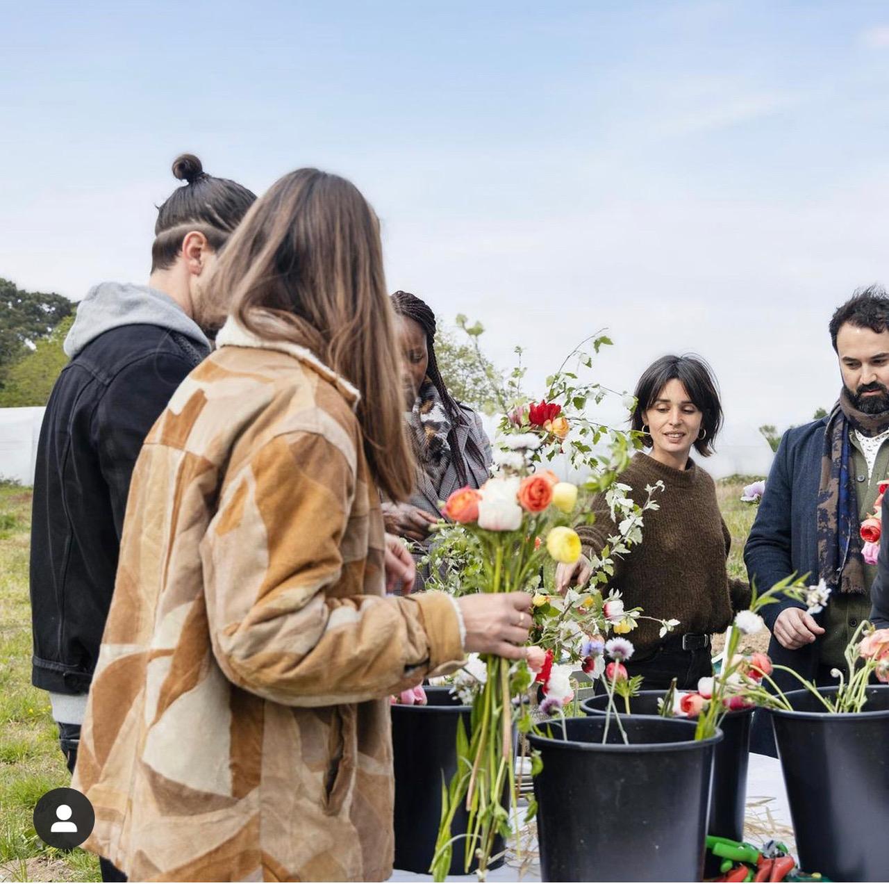 Atelier Sème ferme florale